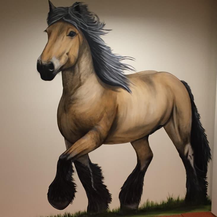 Paint decoratie boerenknol