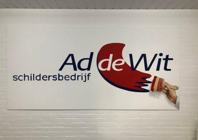 Schildersbedrijf Ad de Wit