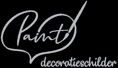 Paint Decoratie schilder Logo Trans