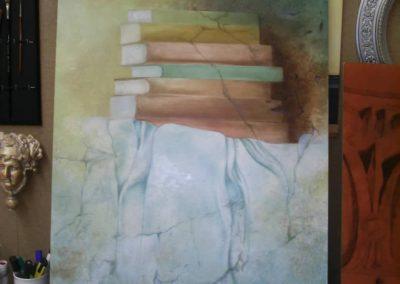 Paint Decoratieschilder paneel schildering