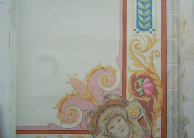 Paint Decoratieschilder Muurschildering