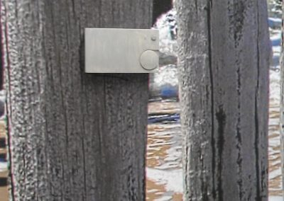 Verstoppen thermostaat