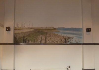 Muurschildering door Paint Decoratieschilder